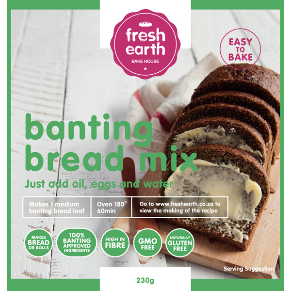 Banting Bread Mix 230g