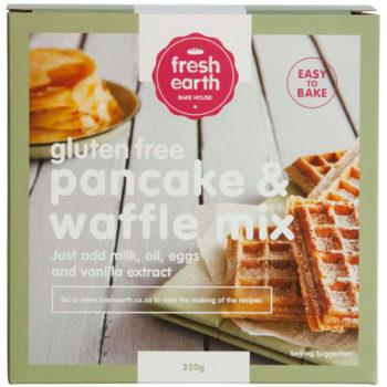 Pancake and Waffle Pre Mix