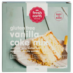 Vanilla Sponge Cake Pre Mix