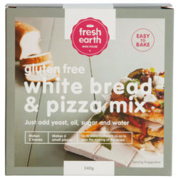 White Bread Pre Mix - Gluten Free