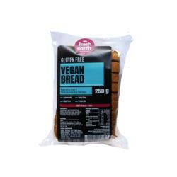 Gluten Free vegan rice bread