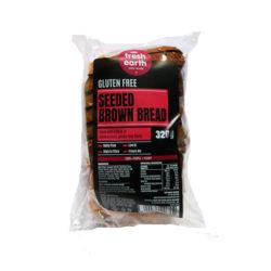 Gluten Free Seeded Brown Bread
