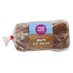 Pure Rye Loaf Bread