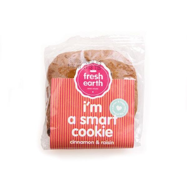 Smart Cookie - Cinnamon and Raisin - Shipper