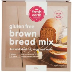 Brown Bread Pre Mix – Gluten Free