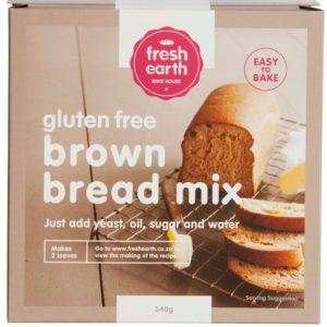 Brown Bread Pre Mix – Gluten Free