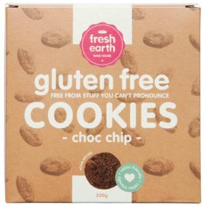 Tea Cookie - Choc Chip - Gluten Free