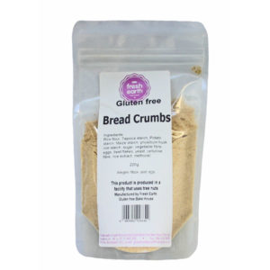 Bread Crumbs Gluten Free
