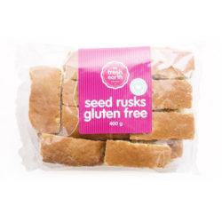 Seed Rusks - Gluten Free