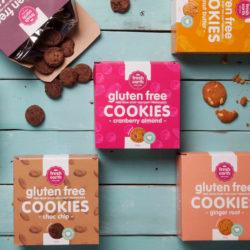 Cookies, Biscuits & Crackers