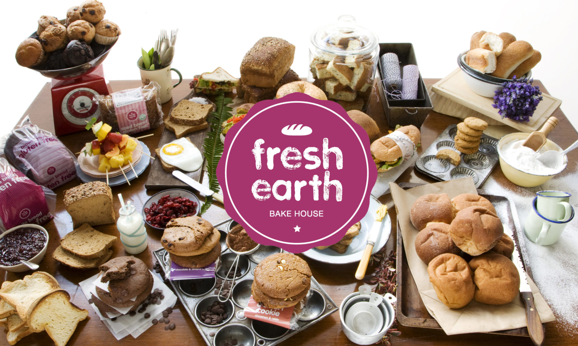 Fresh Earth Bake House